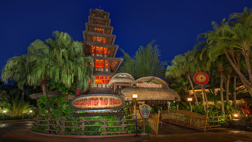 Enchanted Tiki Room (Magic Kingdom – Adventureland)