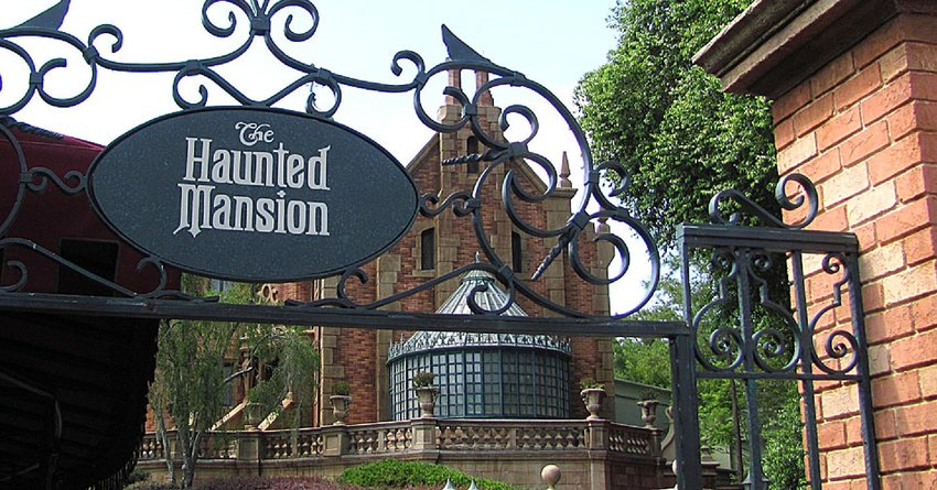 The Haunted Mansion (Magic Kingdom - Liberty Square)