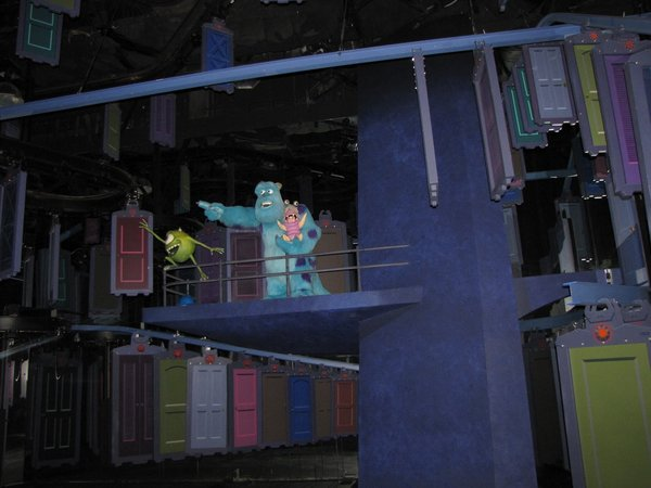 Monsters Inc Mike and Sully to the Rescue 2
