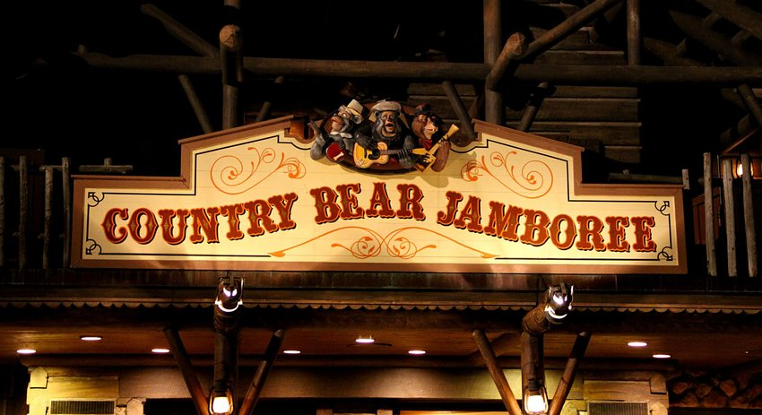 Country Bear Jamboree (Magic Kingdom – Frontierland)