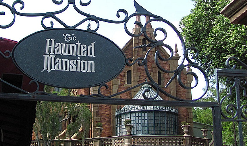 The Haunted Mansion (Magic Kingdom - Liberty Square)