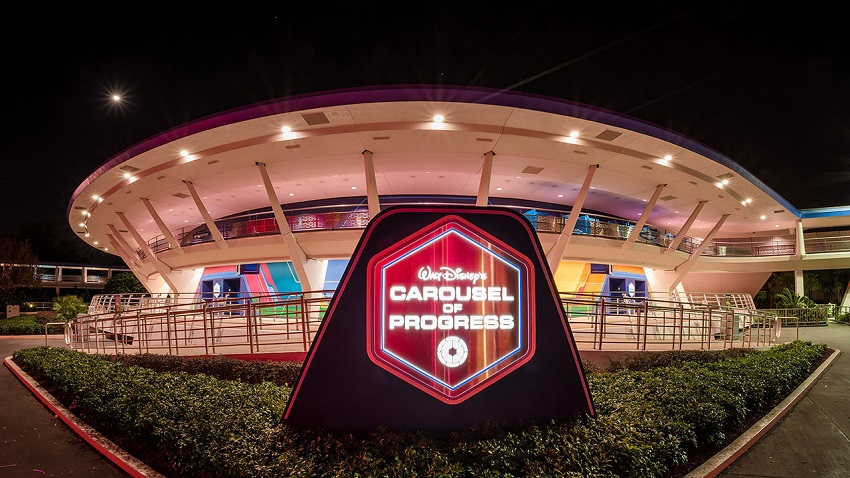 Walt Disney's Carousel of Progress (Magic Kingdom – Tomorrowland)