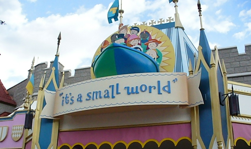 it's a small world (Magic Kingdom – Fantasyland)