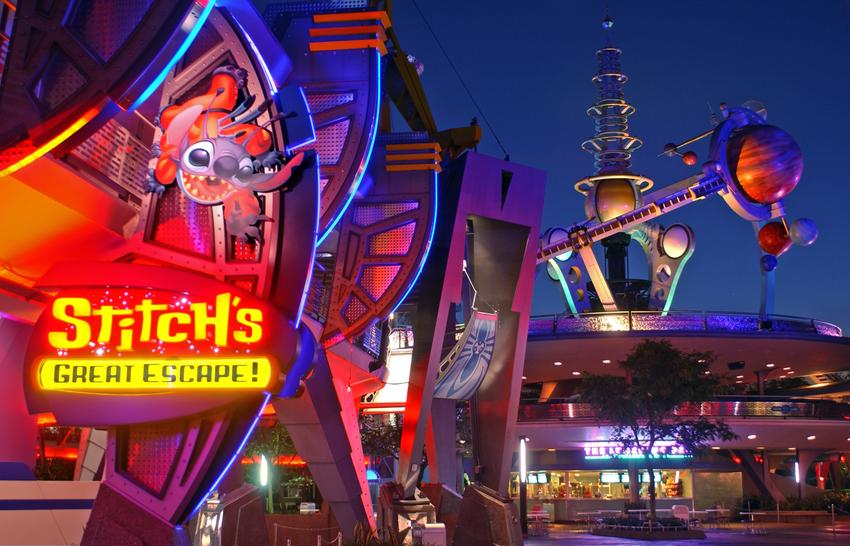 Stitch's Great Escape! (Magic Kingdom – Tomorrowland)