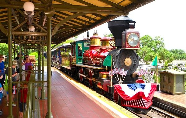 Walt Disney World Railroad 2