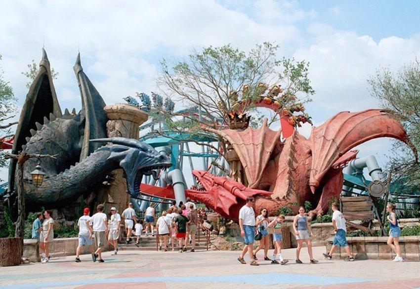 Dragon Challenge vai ser substituída por nova atração de Harry Potter