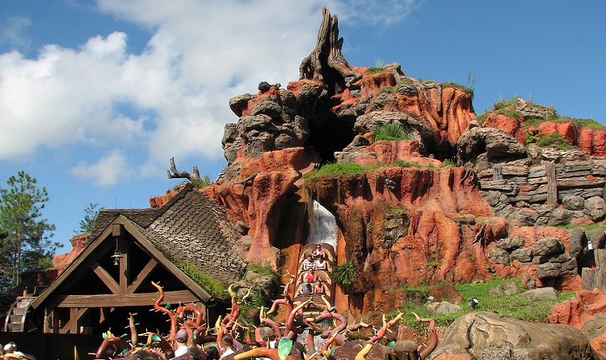 Splash Mountain (Magic Kingdom - Frontierland)