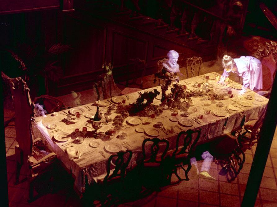 Grande Salão (The Haunted Mansion – Magic Kingdom)