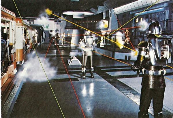 Battle of Galactica