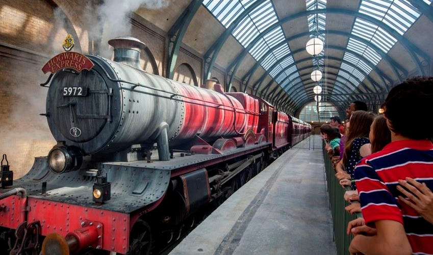 Hogwarts Express (Universal Orlando Resort – The Wizarding World of Harry Potter)