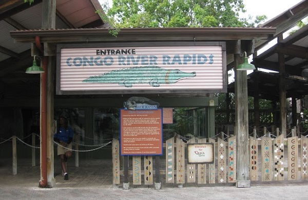 Congo Rivers Rapids 5