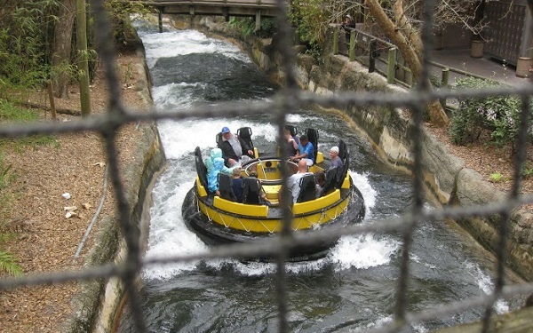 Congo Rivers Rapids