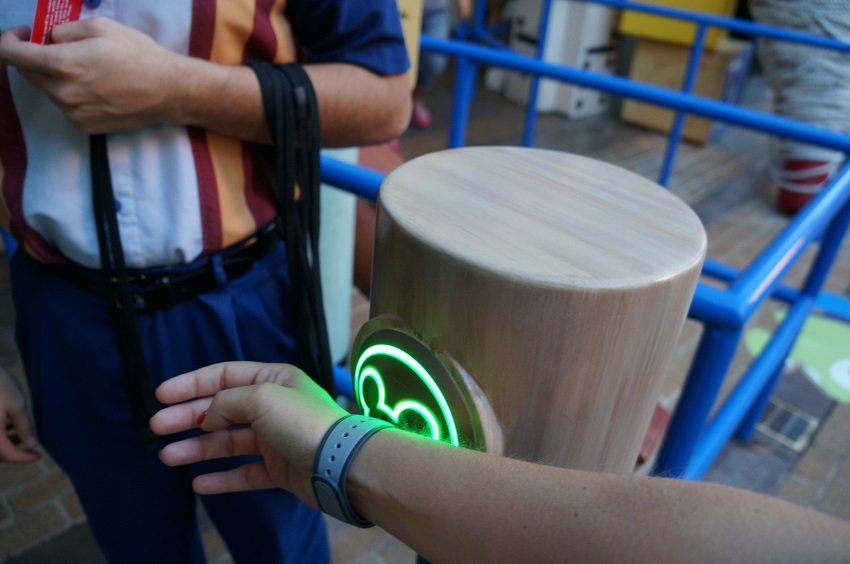 Magic Bands e o Fastpass+ (Walt Disney World Resort)