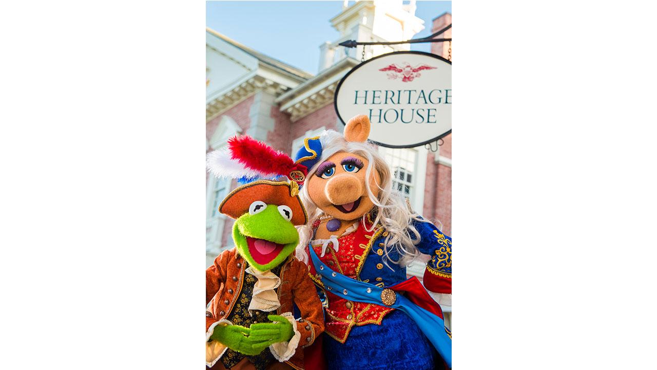 Os Muppets ganham novo show na Flórida, no Magic Kingdom