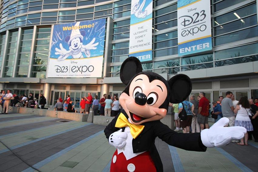 Você conhece a D23 Expo?