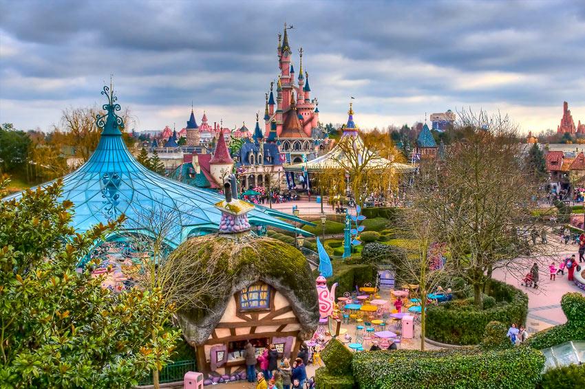 Complexo Disneyland Paris confirma melhorias em 10 atrações