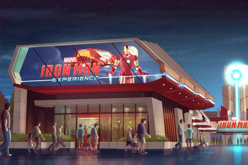 A Marvel nos parques de diversão (Disney/Universal Studios)