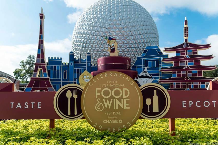 Novidades no Epcot International Food and Wine Festival deste ano