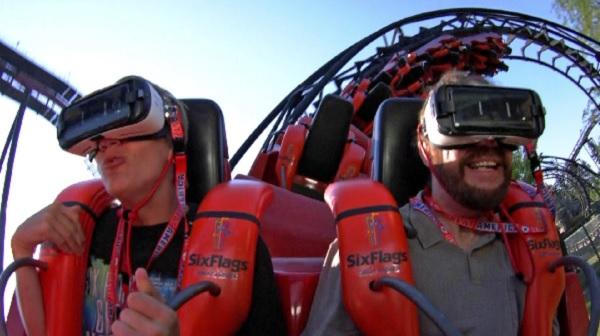 Six Flags Realidade Virtual 2