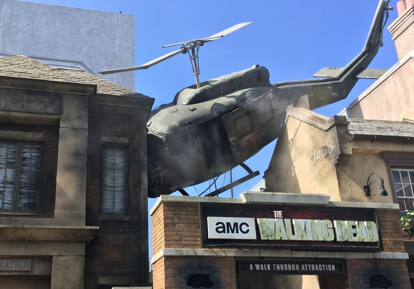 The Walking Dead (Universal Studios Hollywood – Upper Lot)