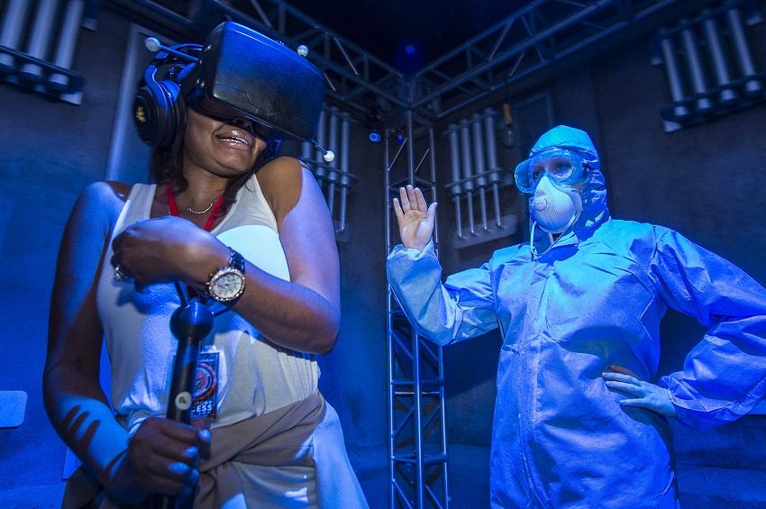 Universal Orlando Resort entra na onda da realidade virtual e escape games no Halloween