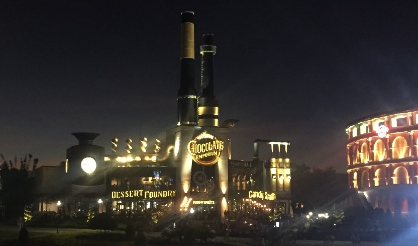Toothsome Chocolate Emporium & Savory Feast Kitchen (CityWalk Orlando)
