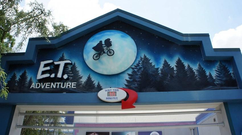 As atrações em Orlando que estão presentes nos parques desde sua inauguração