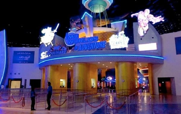 IMG Worlds planeja segundo parque temático indoor em Dubai