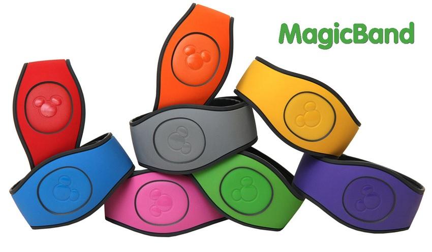 MagicBand 2 chega em breve ao Walt Disney World Resort