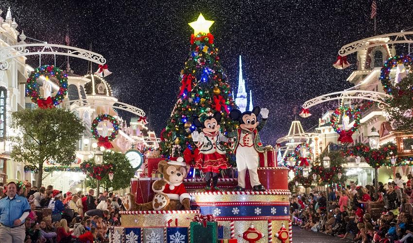 Guia completo para o Natal dos parques temáticos em 2016