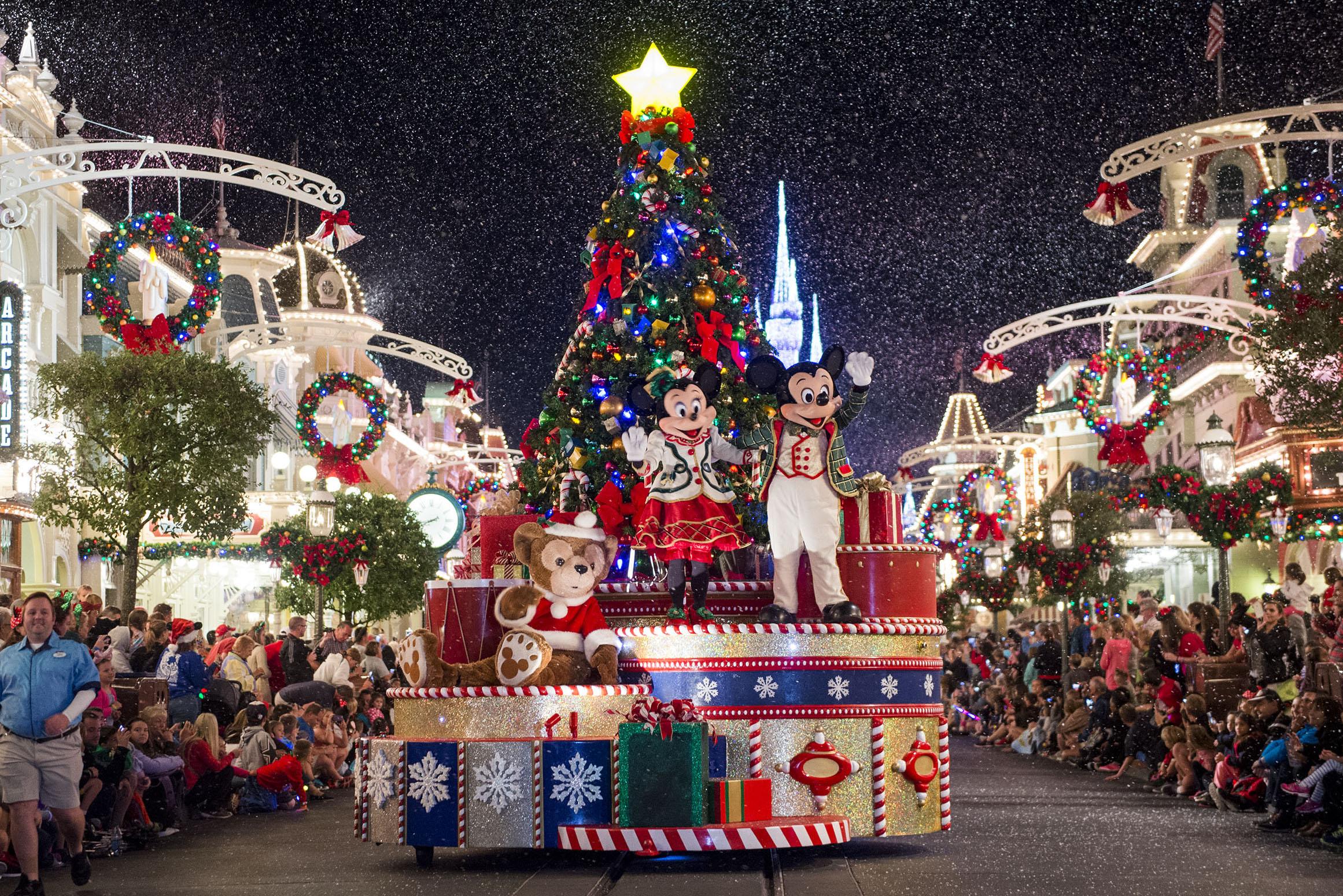 Datas confirmadas para o Halloween e Natal deste ano no Magic Kingdom