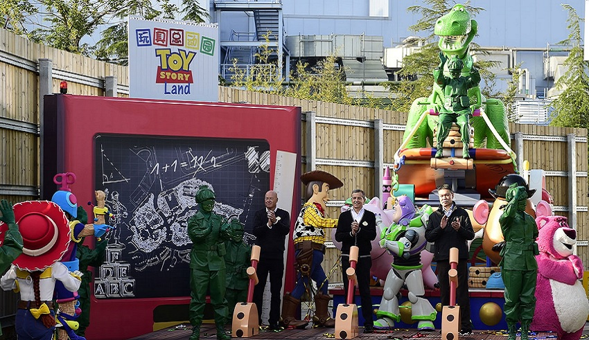 Shanghai Disneyland vai ganhar área Toy Story Land