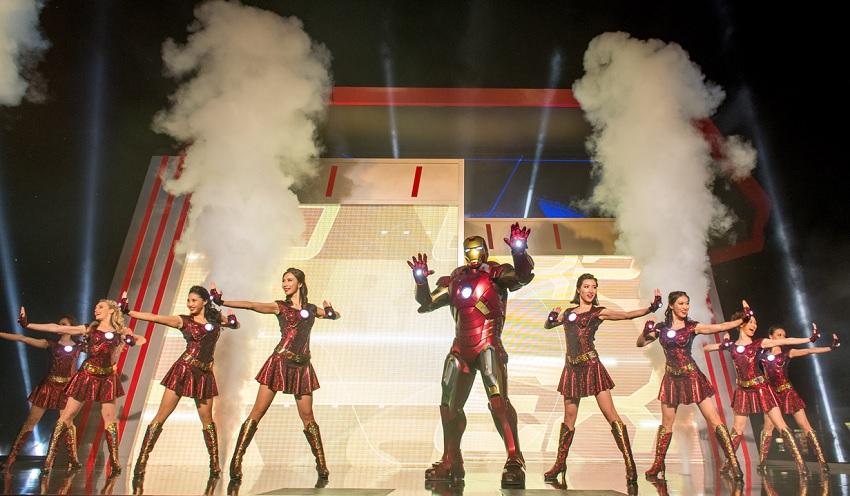 Iron Man Experience abre oficialmente na Hong Kong Disneyland