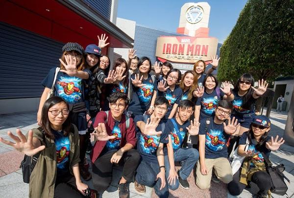 Iron Man Experience 8