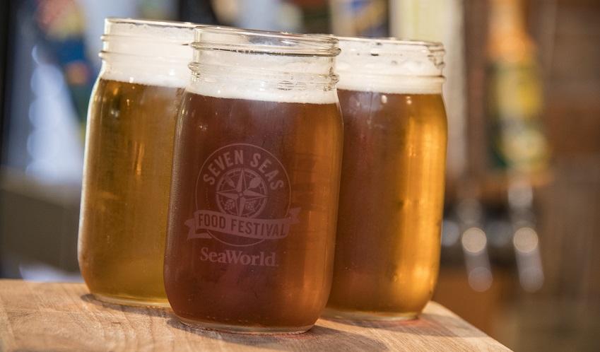 SeaWorld Orlando apresenta novo evento Seven Seas Food Festival