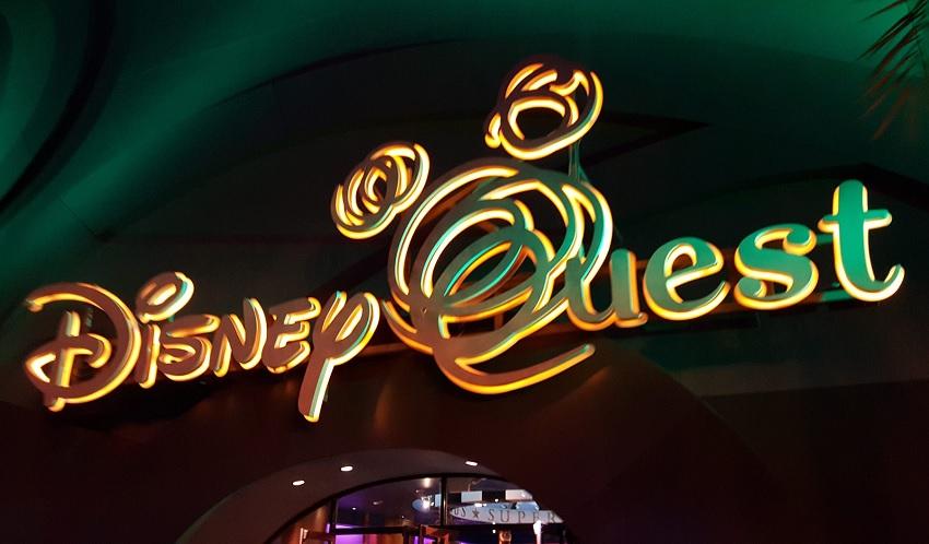 DisneyQuest chega ao fim em julho no Disney Springs