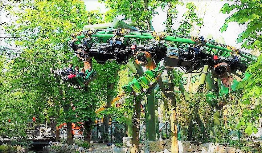 Parkaholic na Europa – os melhores parques temáticos – parte 2