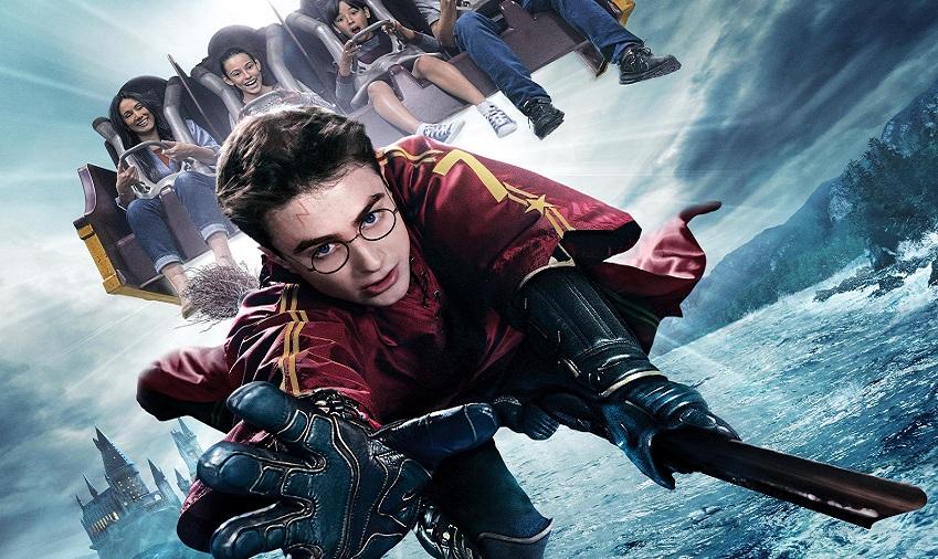 Universal Studios Hollywood faz upgrade na atração Harry Potter and the Forbidden Journey