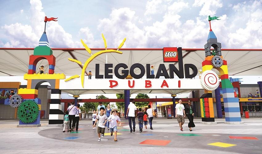 Legoland Dubai vai ganhar seu primeiro hotel temático de Lego