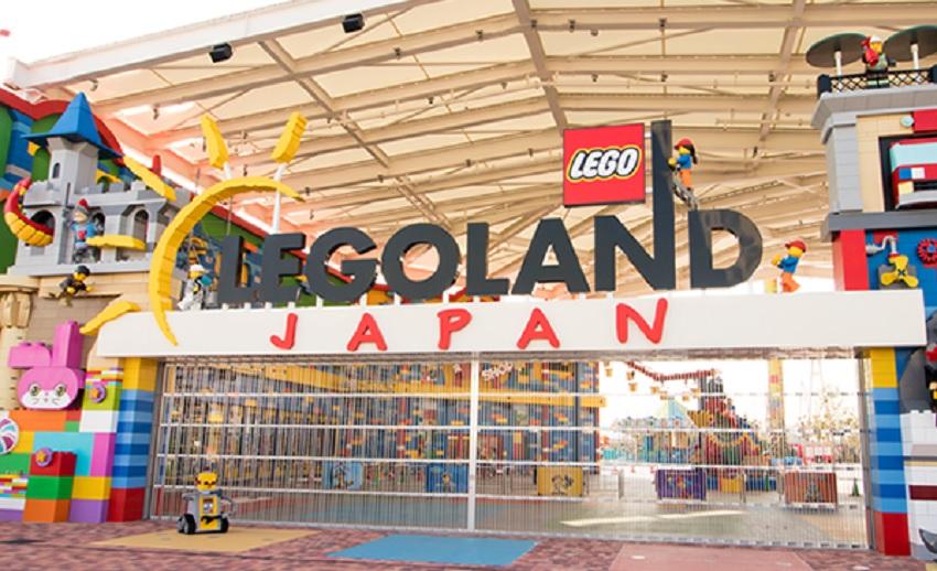 Legoland Japan será inaugurada em abril