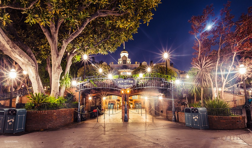 Disneyland celebra os 50 anos do Pirates of the Caribbean