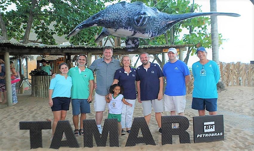 """SeaWorld se une ao Tamar para preservação de espécies marinhas no projeto """"Curtir e Preservar"""""""