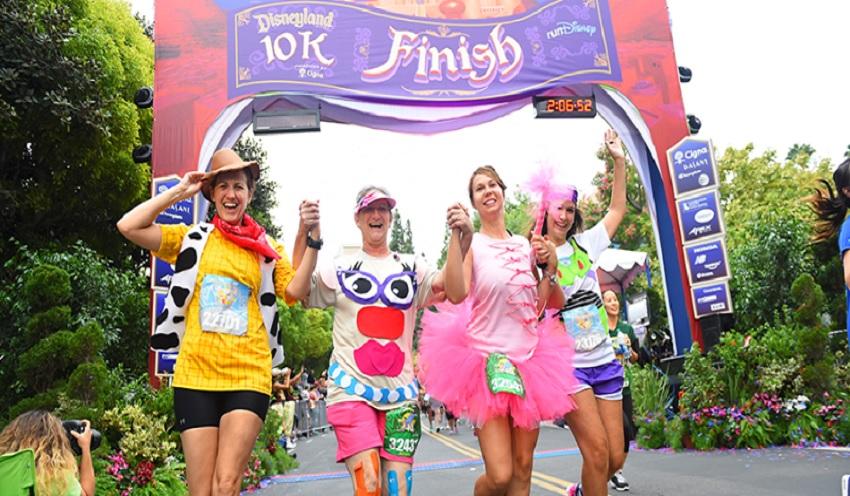 Meia Maratona da Disneyland terá Pixar como tema em 2017