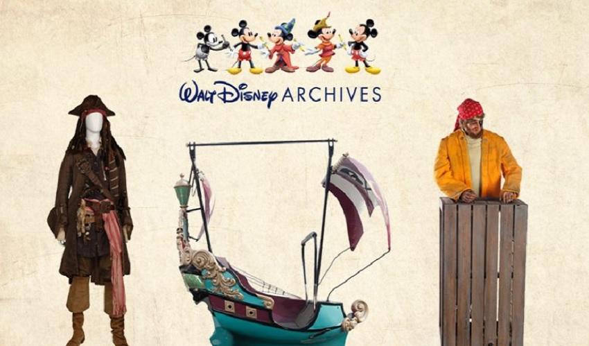 Pirates of the Caribbean e outros piratas memoráveis da Disney ganham exposição na D23 Expo 2017