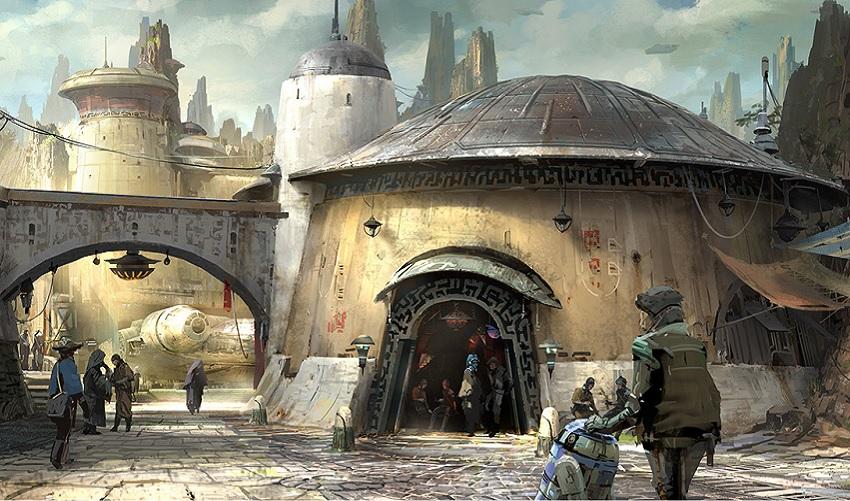 D23 Expo 2017 trará todos os detalhes da Star Wars Land em julho