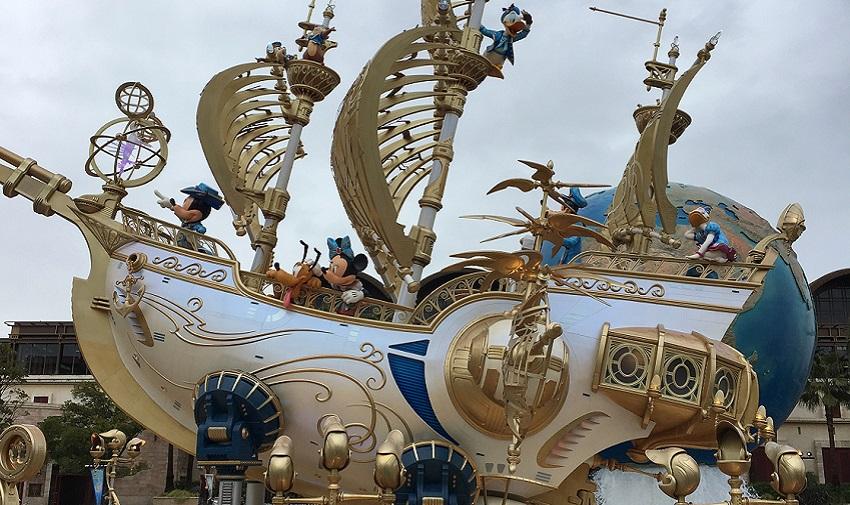 Tokyo DisneySea: o mais exótico e incrível parque Disney do mundo!