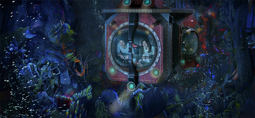 20.000 Leagues Under the Sea (Tokyo DisneySea – Mysterious Land)