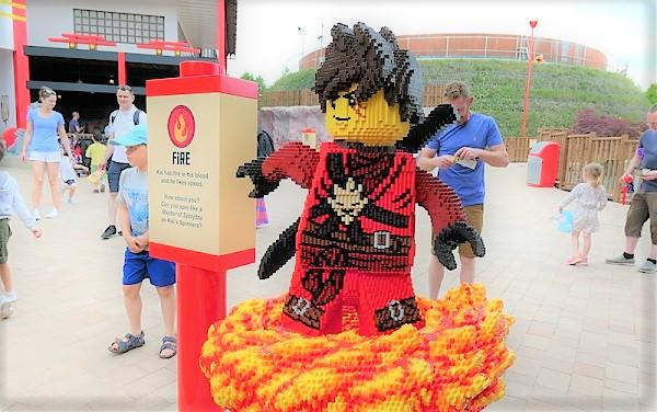 Legoland Windsor - Ninjago 3