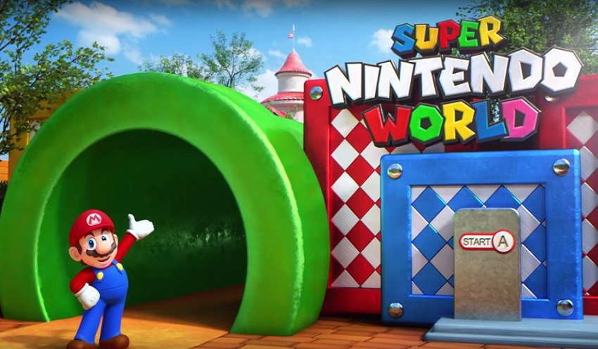 Mario Kart na Super Nintendo World