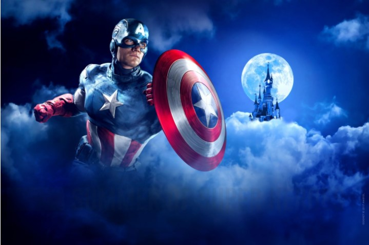 Disneyland Paris recebe o Marvel Summer of Super Heroes